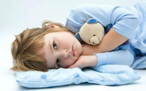 melatonin giúp trẻ ngủ ngon